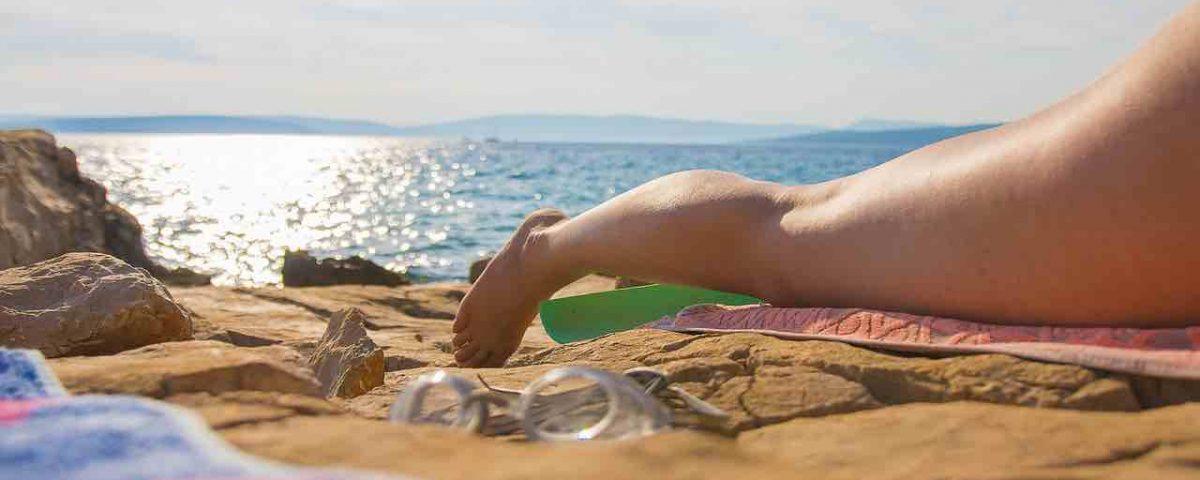 Lucite estivale - Bronzage ou danger?