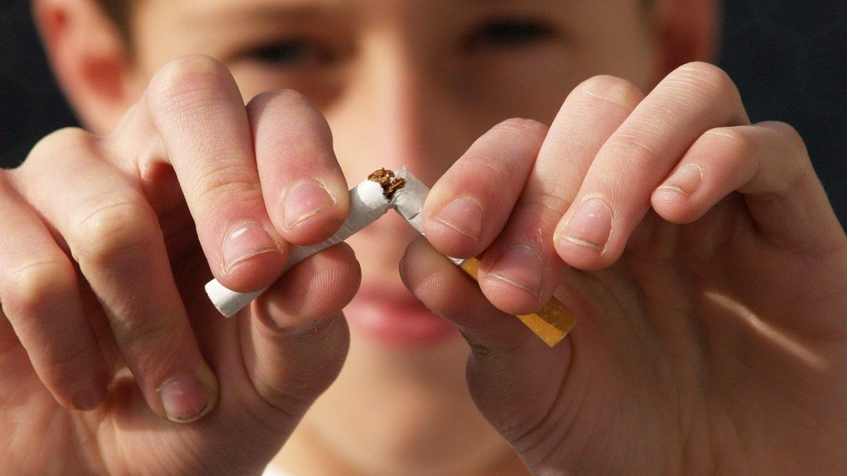 Sevrage Tababique : Comment arrêter de fumer?