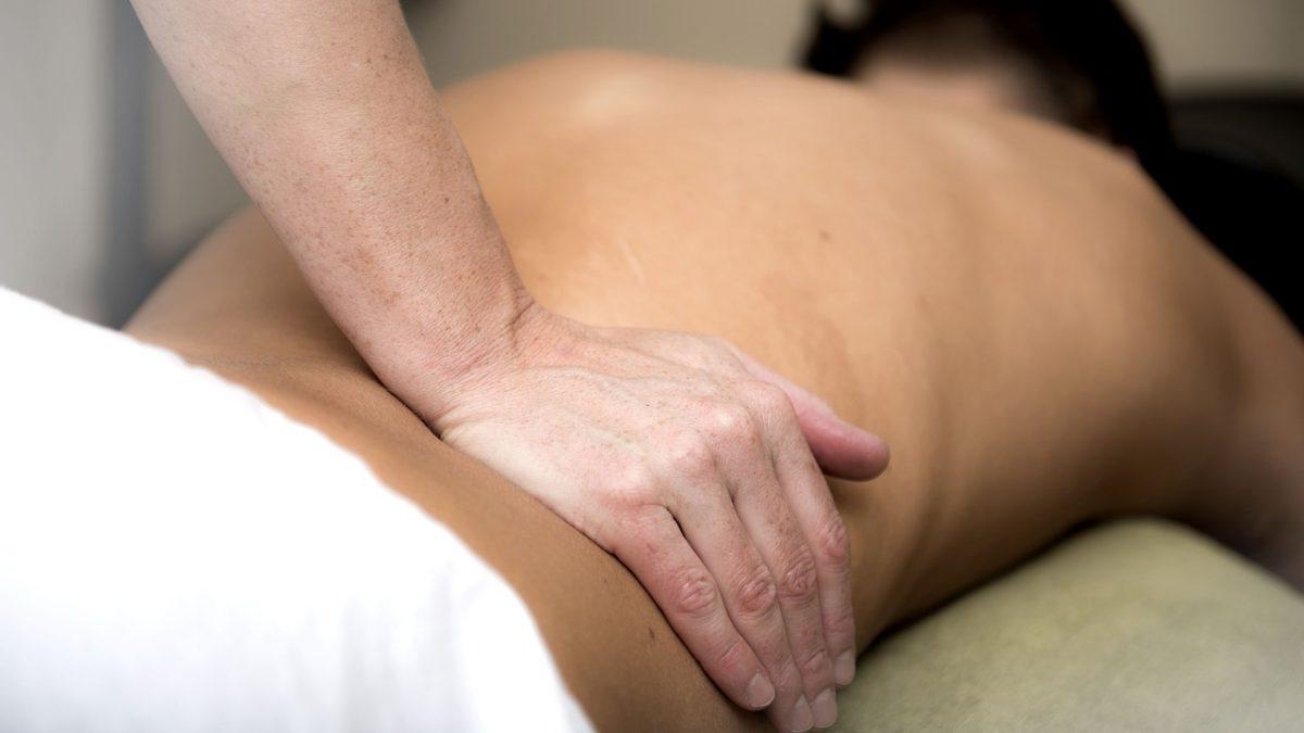 Soigner le mal de dos par le massage
