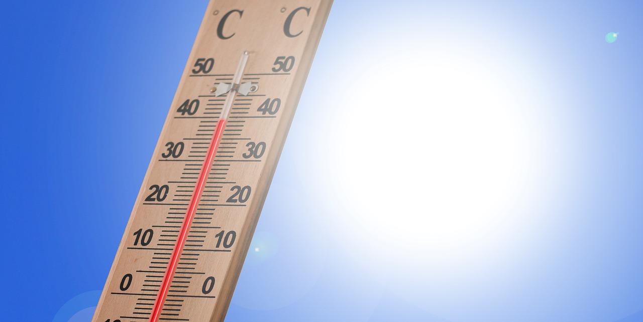 La canicule en été, attention au coup de chaud!